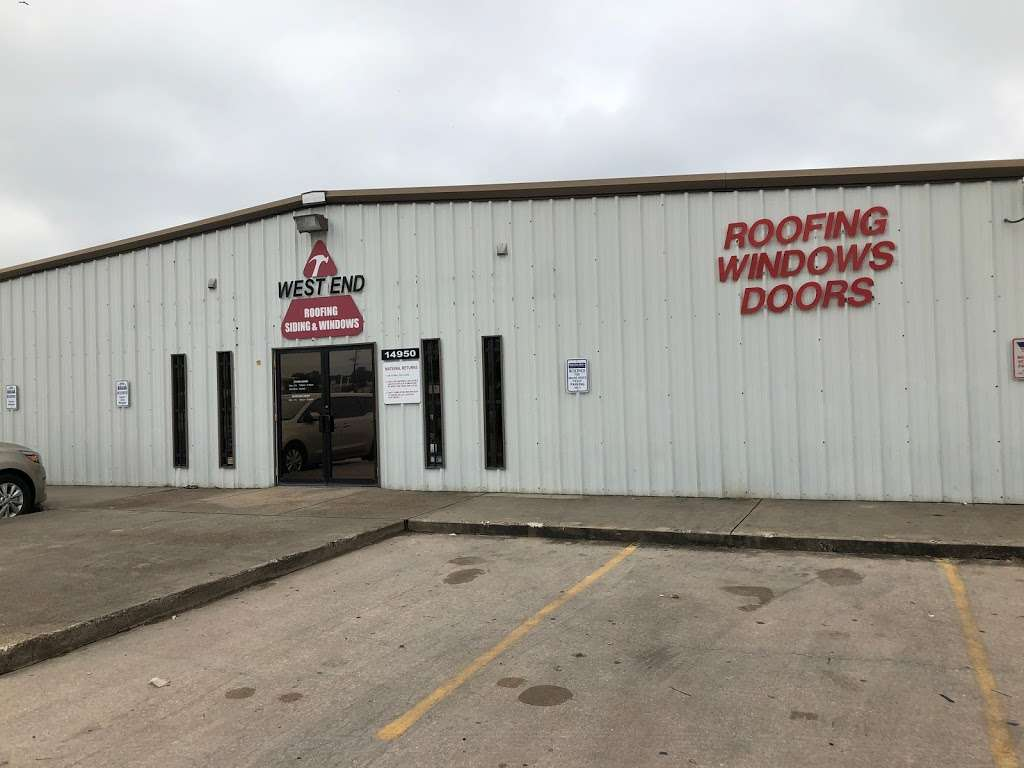 West End Roofing Siding Windows A Beacon Supply