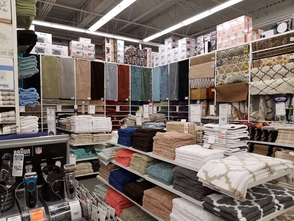 Bed Bath & Beyond - department store  | Photo 4 of 10 | Address: 489 River Rd, Edgewater, NJ 07020, USA | Phone: (201) 840-8808