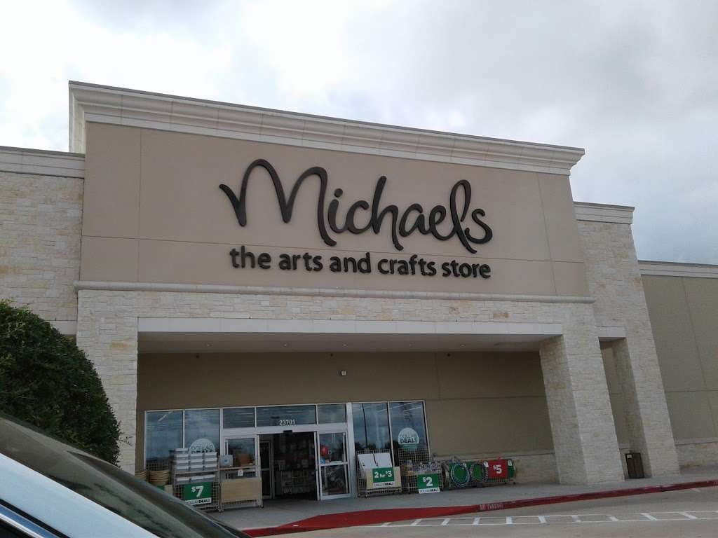 Michaels - store  | Photo 5 of 10 | Address: 23701 Brazos Town Crossing, Rosenberg, TX 77469, USA | Phone: (832) 595-8011
