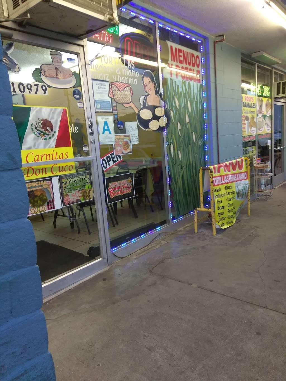 Carnitas Don Cuco - restaurant  | Photo 2 of 10 | Address: 10981 Glenoaks Blvd, Pacoima, CA 91331, USA | Phone: (747) 225-0825