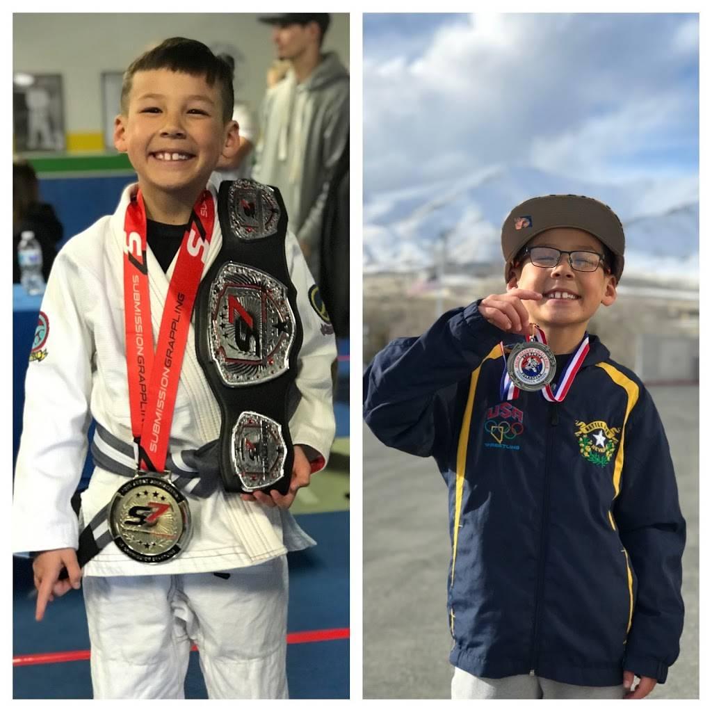 Komainu Yemaso Brazilian Jiu Jitsu Reno - gym  | Photo 5 of 10 | Address: 650 S Rock Blvd #18, Reno, NV 89502, USA | Phone: (775) 544-3075