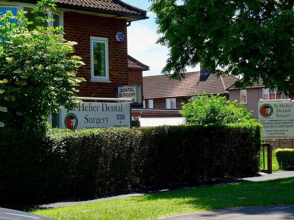 St Helier Dental Surgery - dentist  | Photo 3 of 3 | Address: 245 St Helier Ave, Morden SM4 6JH, UK | Phone: 020 8648 2600