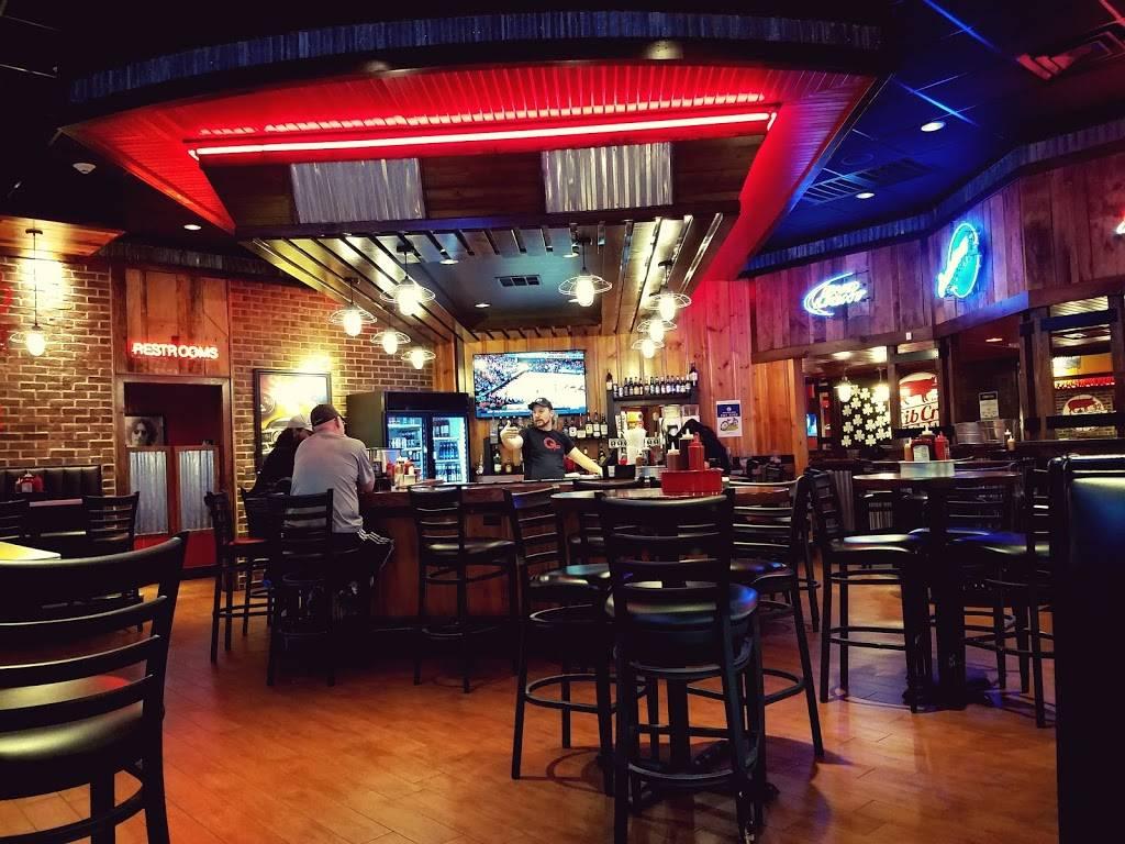 RibCrib BBQ & Grill - restaurant  | Photo 3 of 10 | Address: 8040 S Yale Ave, Tulsa, OK 74136, USA | Phone: (918) 492-8627