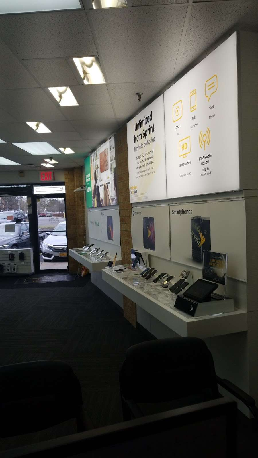 Sprint Store - electronics store  | Photo 6 of 8 | Address: 112A Wheeler Rd, Central Islip, NY 11722, USA | Phone: (631) 533-9999