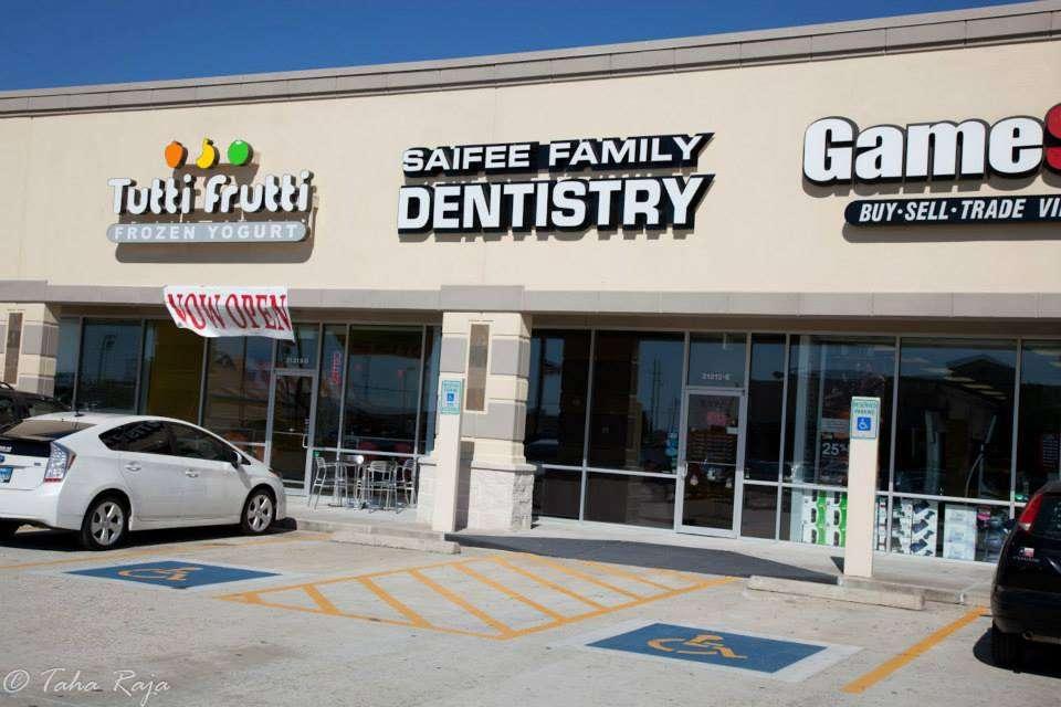 Saifee Family Dentistry - dentist  | Photo 1 of 4 | Address: 21212 Kuykendahl Rd, Spring, TX 77379, USA | Phone: (281) 350-5600