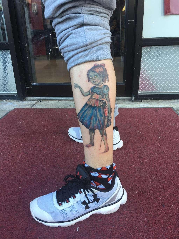 Tattoo Mayhem - store  | Photo 9 of 10 | Address: 1510-A Castle Hill Ave, Bronx, NY 10462, USA | Phone: (347) 621-3514