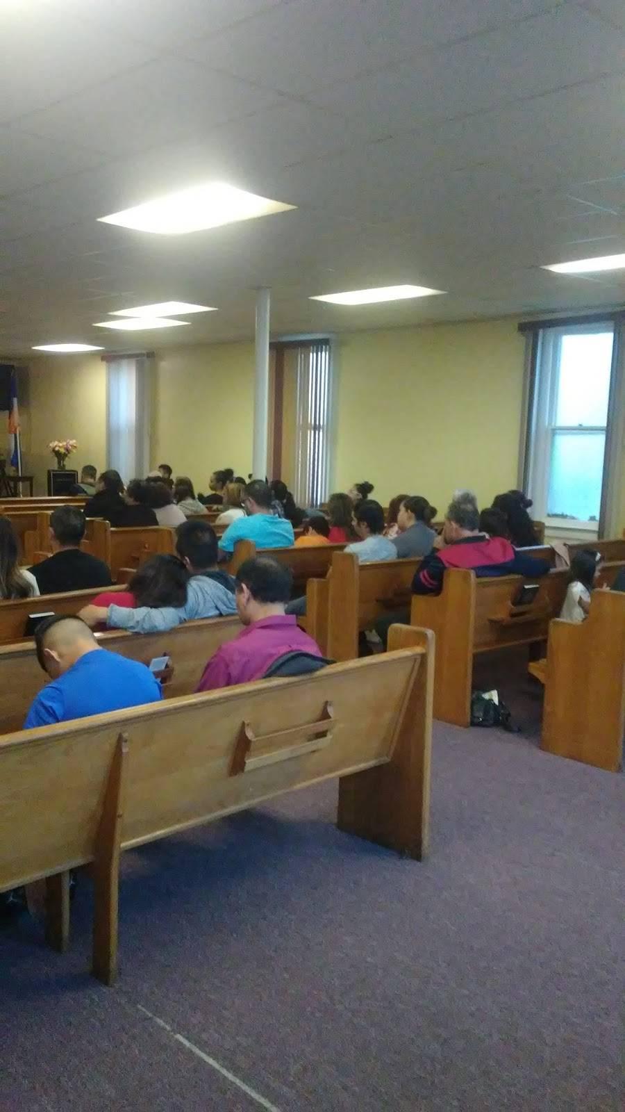 Detroit Cavalry Spanish SDA Church - church  | Photo 6 of 10 | Address: 1227 Cavalry St, Detroit, MI 48209, USA | Phone: (313) 842-2730
