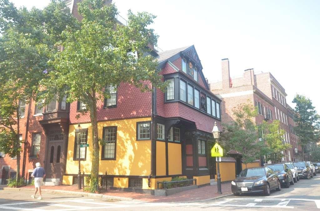 Sunflower Castle - museum  | Photo 3 of 9 | Address: 130 Mt Vernon St, Boston, MA 02108, USA