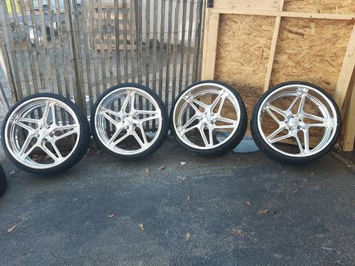 Ellenwood tires llc - car repair  | Photo 3 of 7 | Address: 2837 E Atlanta Rd, Ellenwood, GA 30294, USA | Phone: (832) 577-5135
