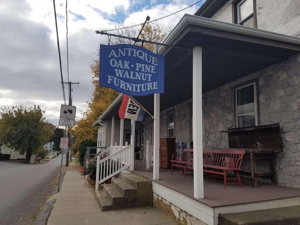 Antique Oak - Pine - Walnut Furniture - furniture store    Photo 1 of 3   Address: 1 Lancaster Ave, Quarryville, PA 17566, USA