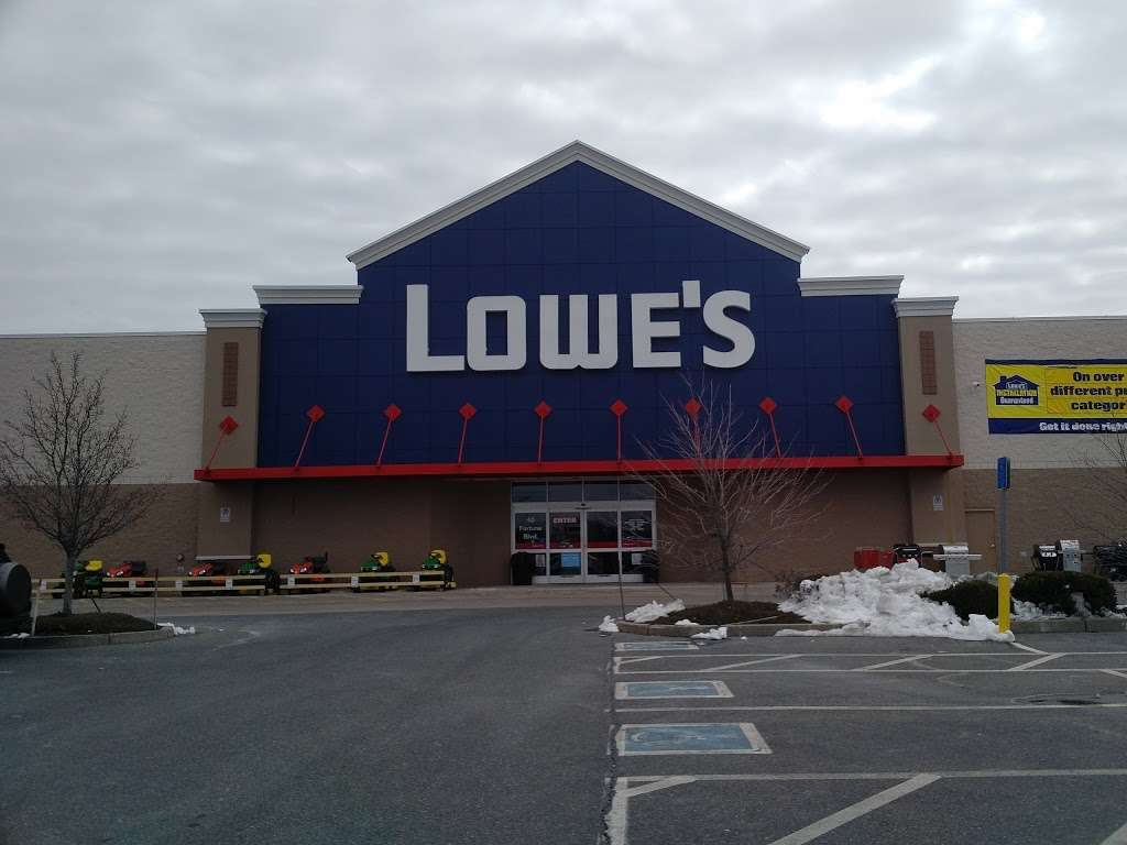 Lowes Home Improvement - hardware store  | Photo 6 of 10 | Address: 40 Fortune Blvd, Milford, MA 01757, USA | Phone: (508) 282-4016