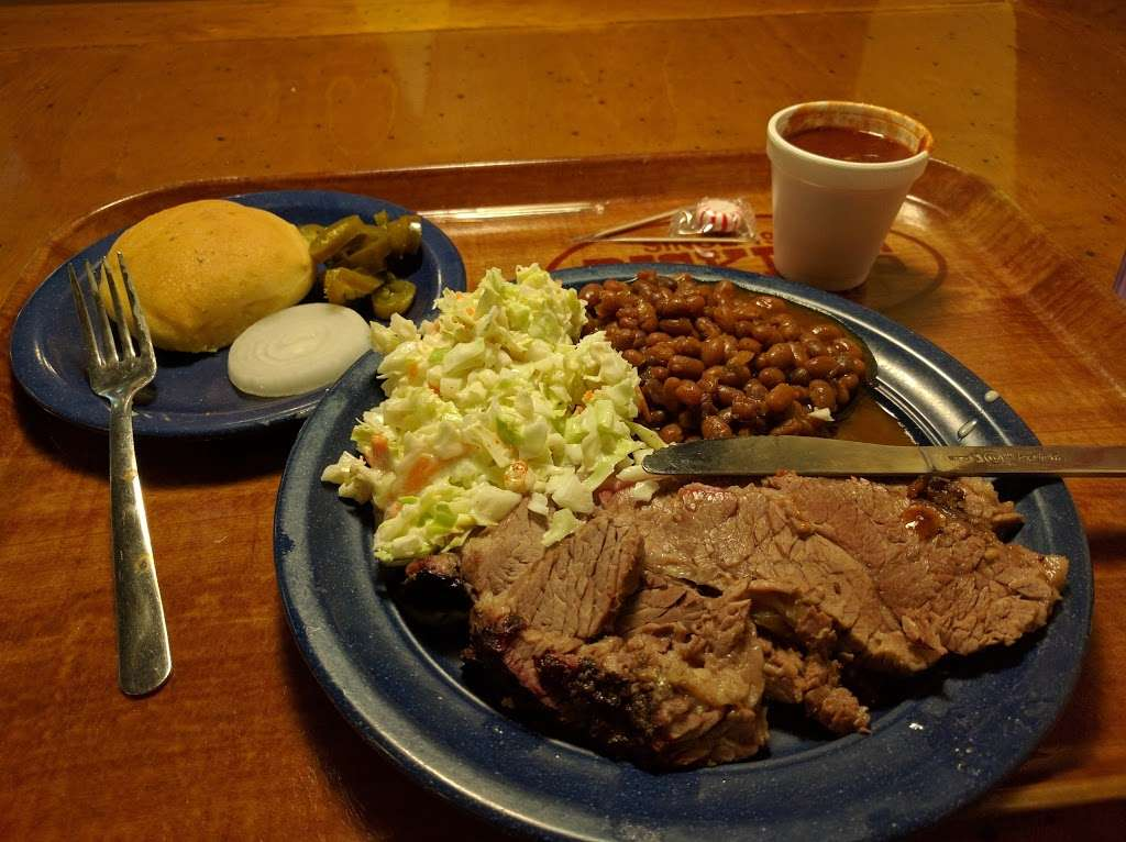 Dickeys Barbecue Pit - meal delivery    Photo 5 of 9   Address: 3220 E Hebron Pkwy, Carrollton, TX 75010, USA   Phone: (972) 307-1100