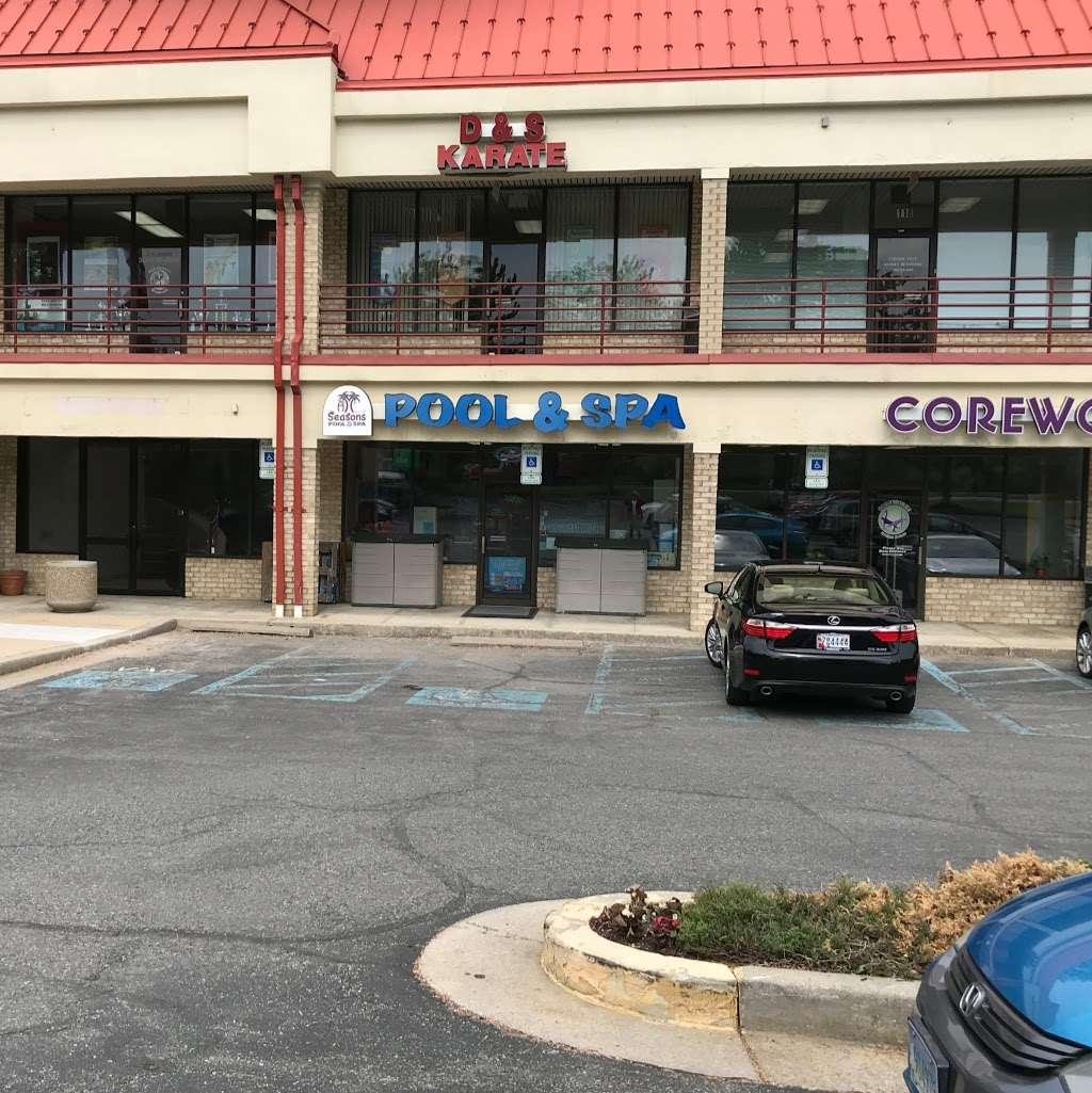 All Seasons Pool & Spa - store  | Photo 3 of 6 | Address: Cherry Tree Center, 11200 Scaggsville Rd #126, Laurel, MD 20723, USA | Phone: (301) 384-8226