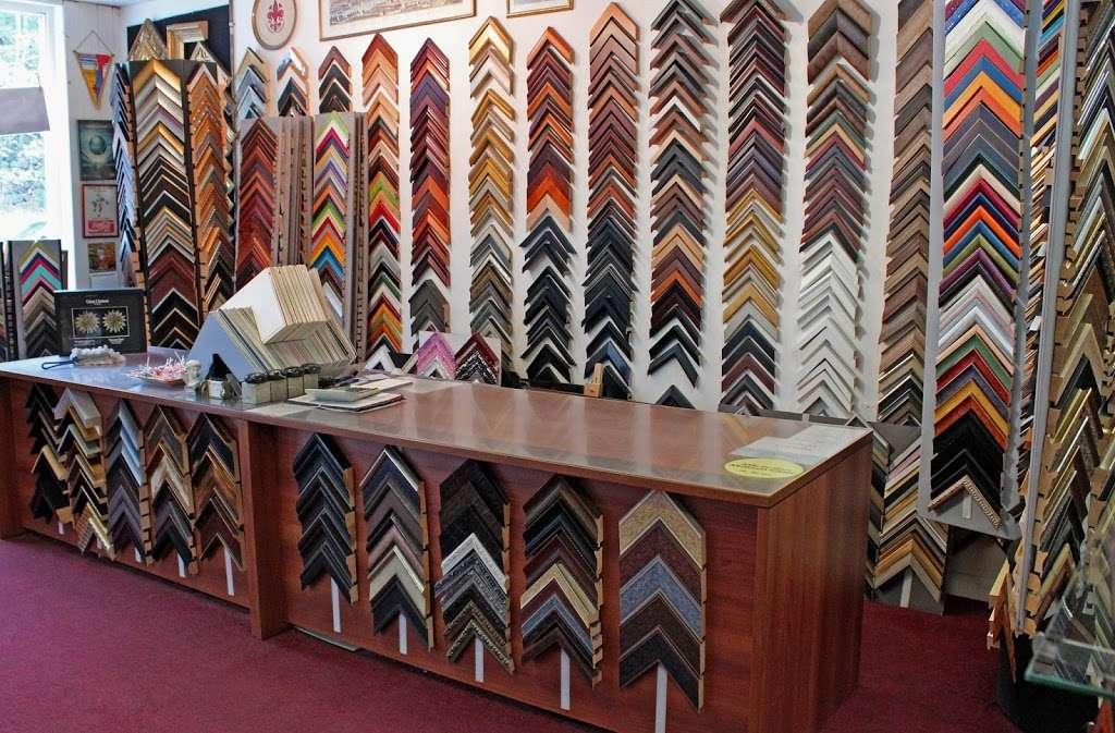 Florentine Frames - art gallery    Photo 1 of 8   Address: 478 Boston Post Rd, Weston, MA 02493, USA   Phone: (781) 647-1249