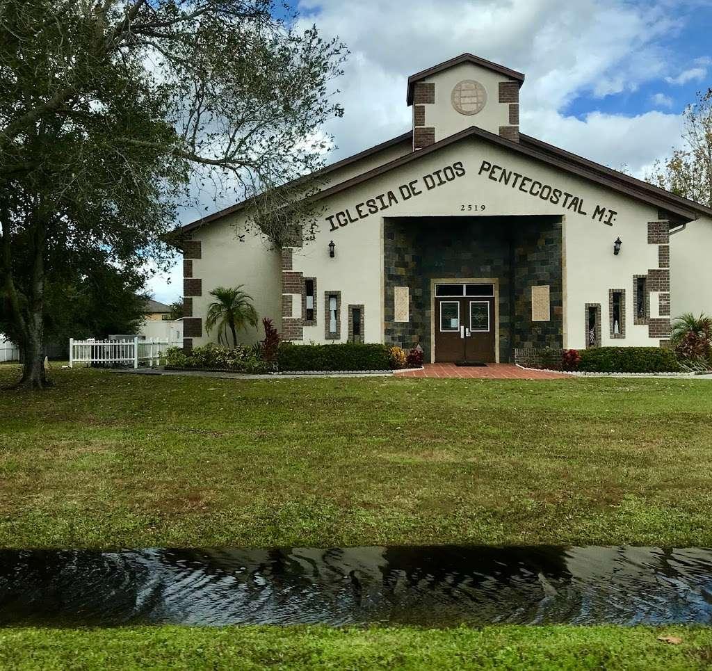 Iglesia De Dios Pentecostal - church    Photo 1 of 1   Address: 2519 Fortune Rd, Kissimmee, FL 34744, USA   Phone: (407) 348-7705