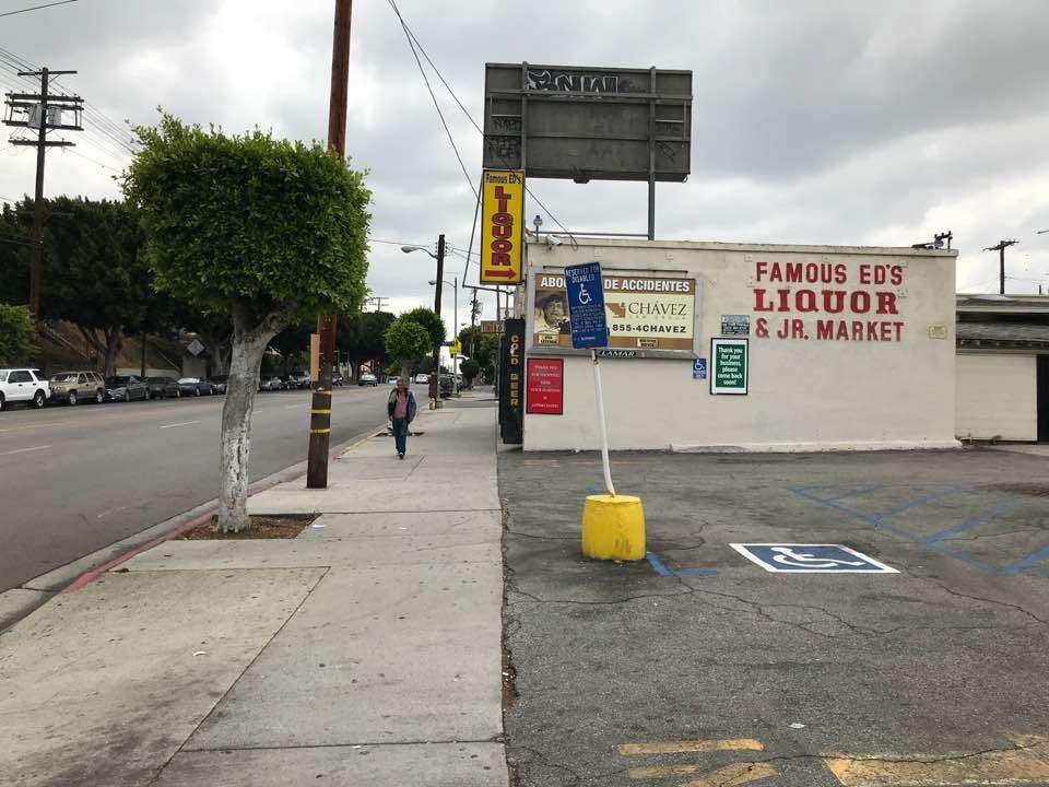 FAMOUS ED LIQUR & JR MARKET - store  | Photo 10 of 10 | Address: 2720 Whittier Blvd, Los Angeles, CA 90023, USA | Phone: (323) 269-4297