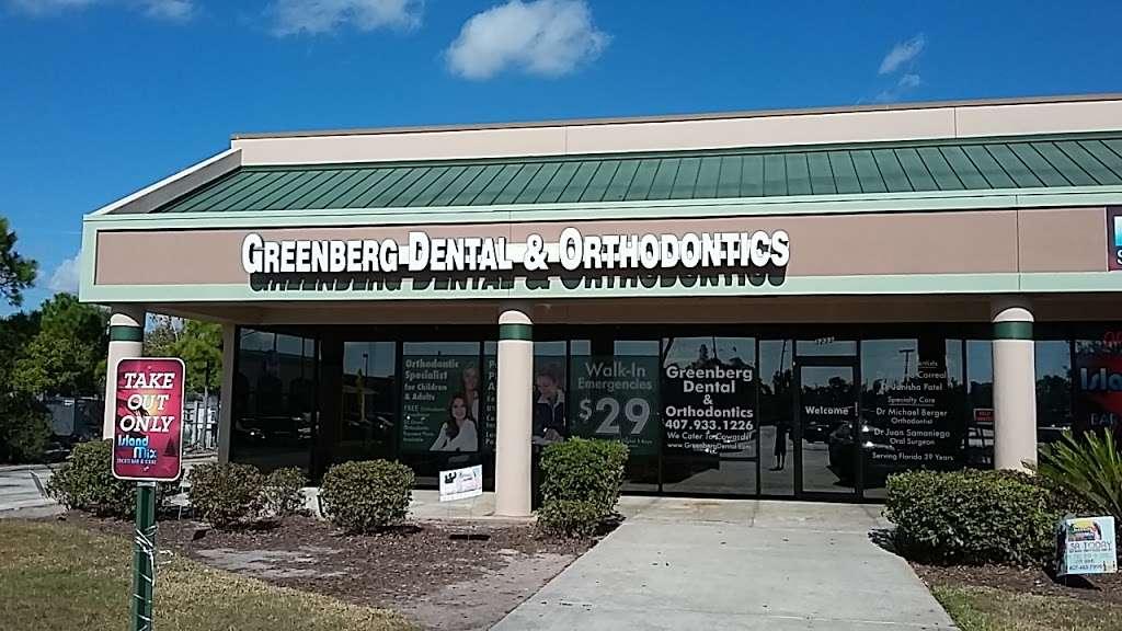 Greenberg Dental & Orthodontics - dentist  | Photo 2 of 8 | Address: 3233 S John Young Pkwy, Kissimmee, FL 34746, USA | Phone: (407) 933-1226