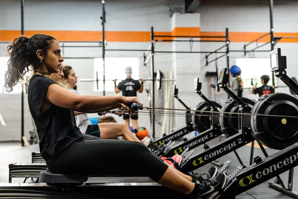 CrossFit Outbreak Bed Stuy - gym  | Photo 2 of 10 | Address: 1107, 492 Throop Ave, Brooklyn, NY 11221, USA | Phone: (347) 696-7060
