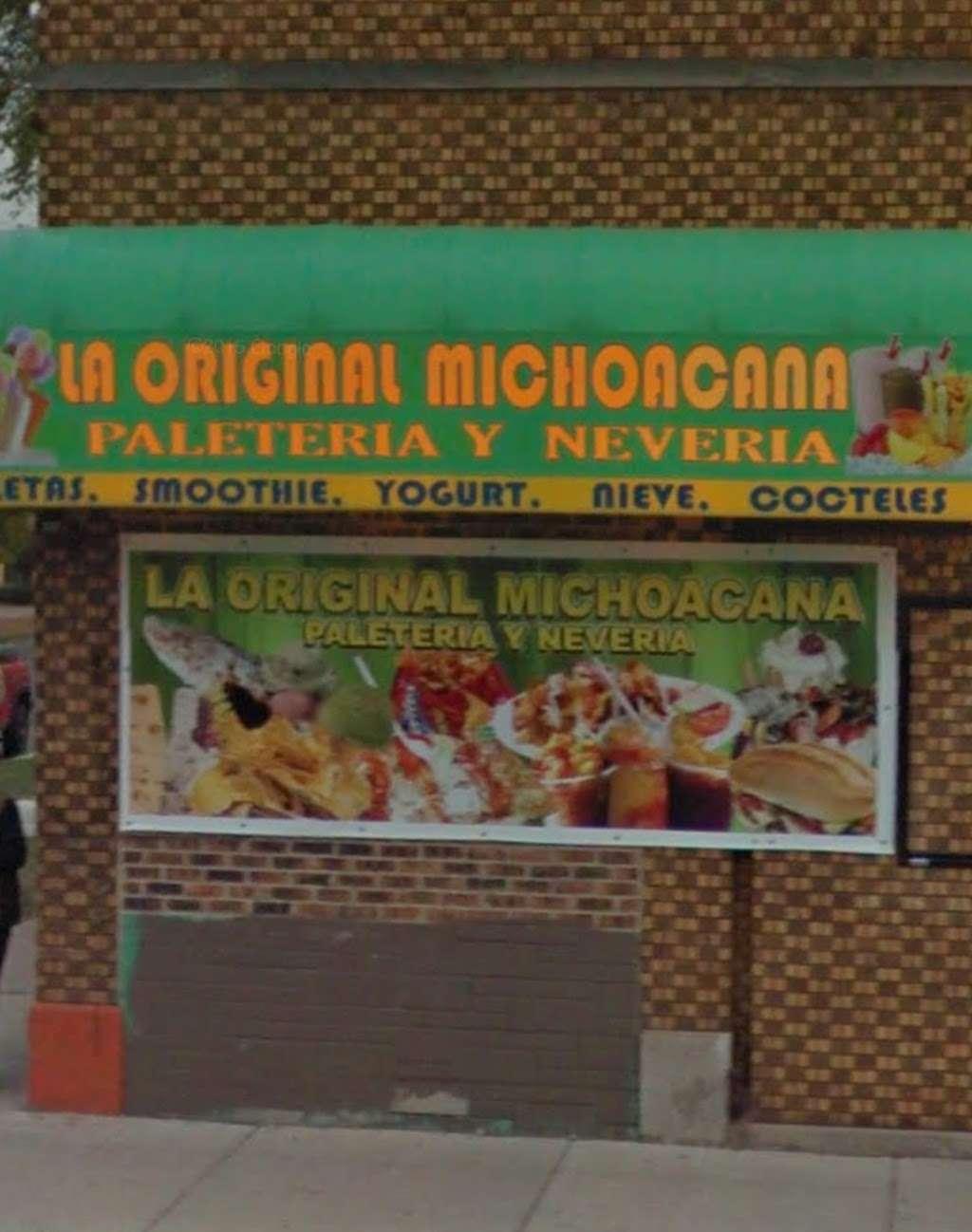 La Original Michoacana - store  | Photo 2 of 4 | Address: 9800 S Escanaba Ave, Chicago, IL 60617, USA | Phone: (773) 899-3411