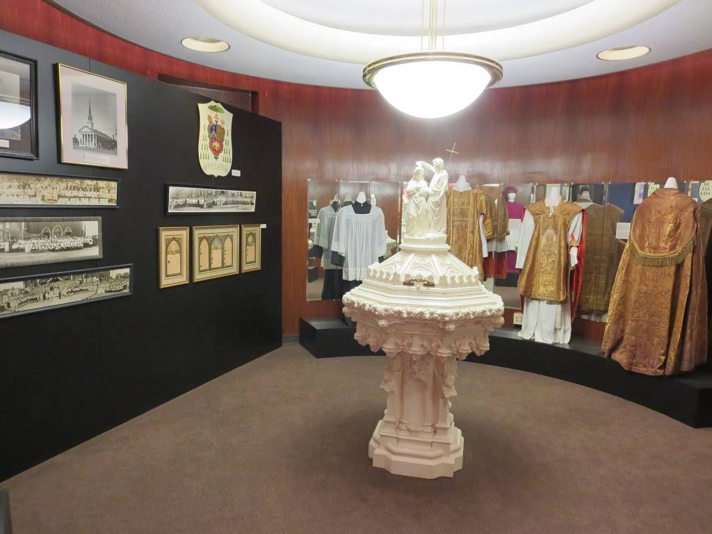 Archdiocesan History Center - museum  | Photo 6 of 10 | Address: 424 S 5th St, Louisville, KY 40202, USA | Phone: (502) 582-2971