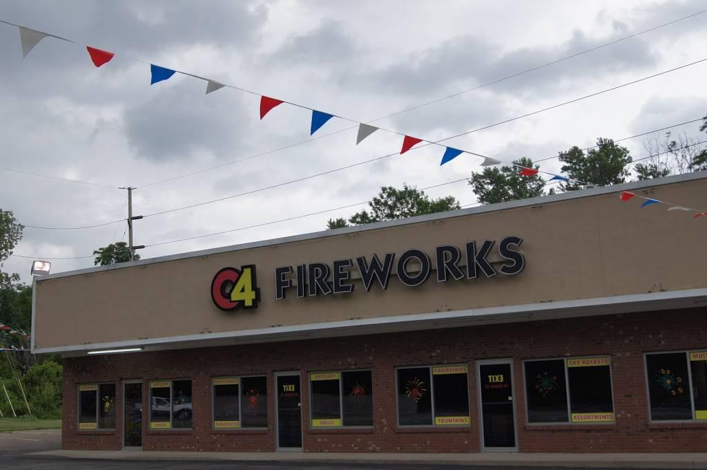 C4 Fireworks - store  | Photo 1 of 6 | Address: 1335 Corydon Pike, New Albany, IN 47150, USA | Phone: (800) 800-2264