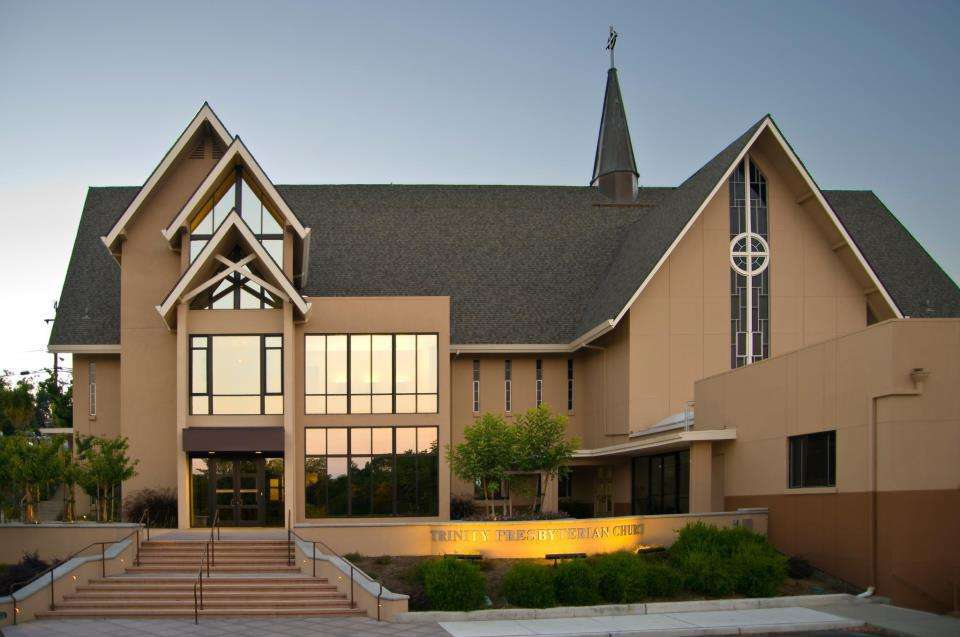 Trinity Presbyterian Church - church    Photo 2 of 10   Address: 1106 Alameda de las Pulgas, San Carlos, CA 94070, USA   Phone: (650) 593-8226