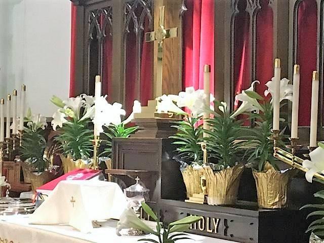 First St. John Lutheran Church - church  | Photo 6 of 10 | Address: 2471 Seaman Rd, Toledo, OH 43605, USA | Phone: (419) 691-7222