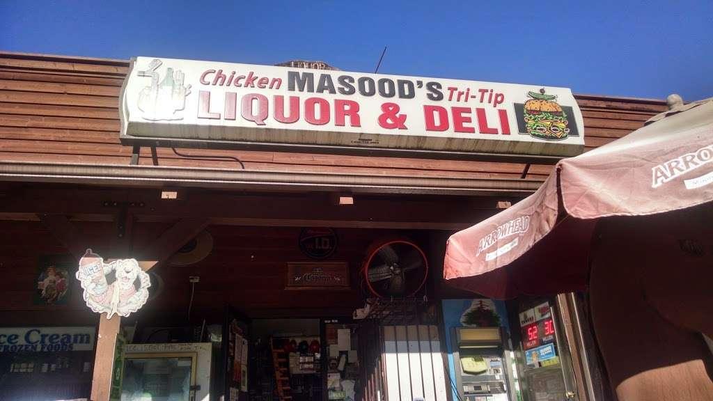 Masoods Liquor & Deli - store  | Photo 2 of 10 | Address: 7970 CA-9, Ben Lomond, CA 95005, USA | Phone: (831) 336-2555