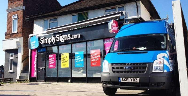 Simply Signs Ltd - store  | Photo 7 of 10 | Address: 311 Neasden Ln N, London NW10 0AG, UK | Phone: 020 8452 9710