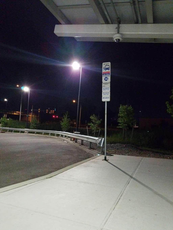 Secaucus, NJ, Frank. J Lautenberg Station at Secaucus Junction - bus station  | Photo 6 of 9 | Address: Secaucus, NJ 07097, USA