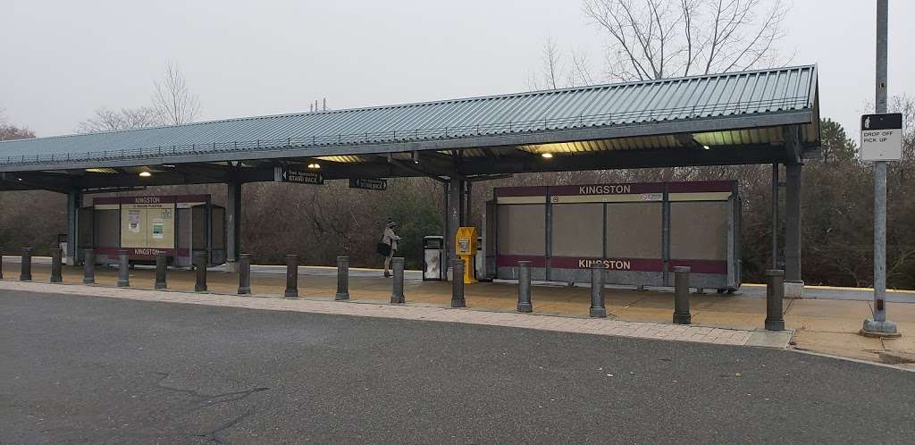 Kingston - train station  | Photo 1 of 8 | Address: 134 Marion Dr, Kingston, MA 02364, USA | Phone: (617) 222-3200
