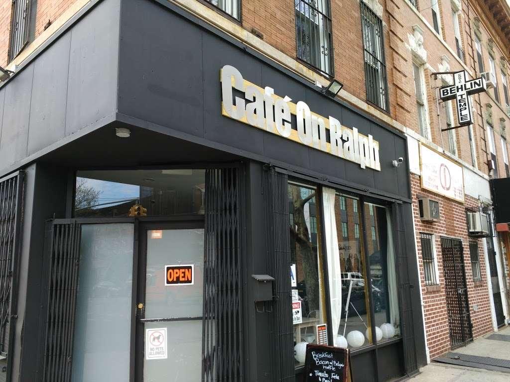 Cafe On Ralph - cafe  | Photo 3 of 10 | Address: 86 Ralph Ave, Brooklyn, NY 11221, USA | Phone: (347) 461-9669