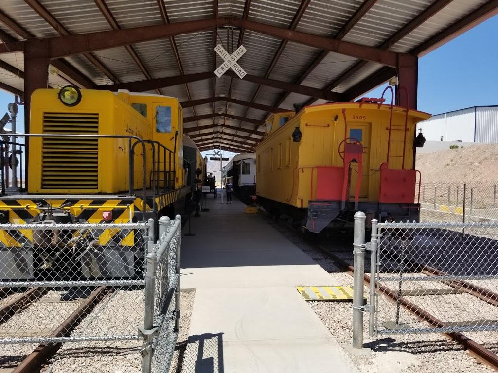 Nevada State Railroad Museum Boulder City - museum  | Photo 8 of 8 | Address: 601 Yucca St, Boulder City, NV 89005, USA | Phone: (702) 486-5952