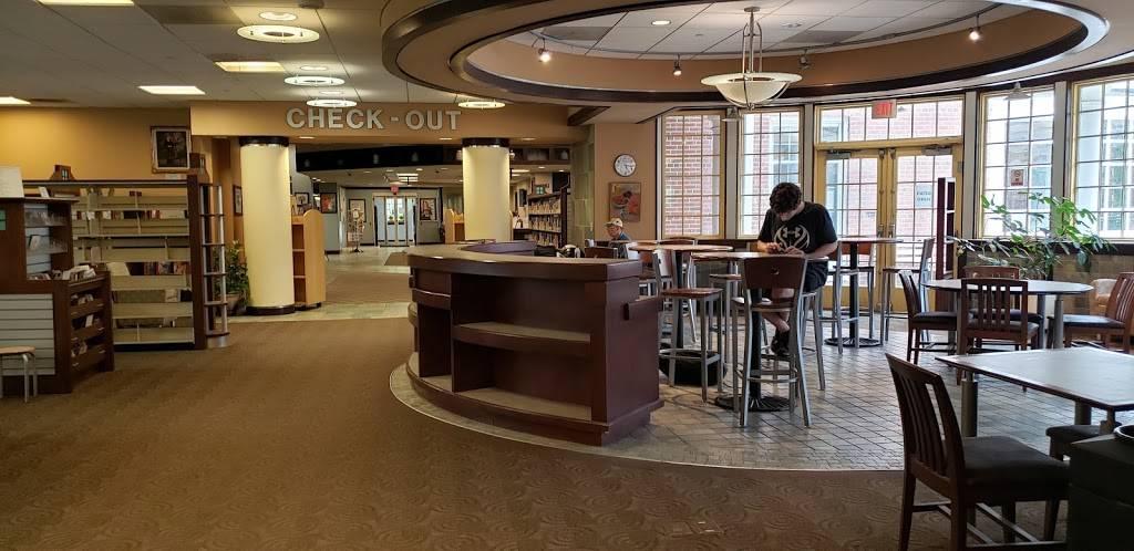 Livingston Public Library - library  | Photo 6 of 10 | Address: 10 Robert H Harp Dr, Livingston, NJ 07039, USA | Phone: (973) 992-4600