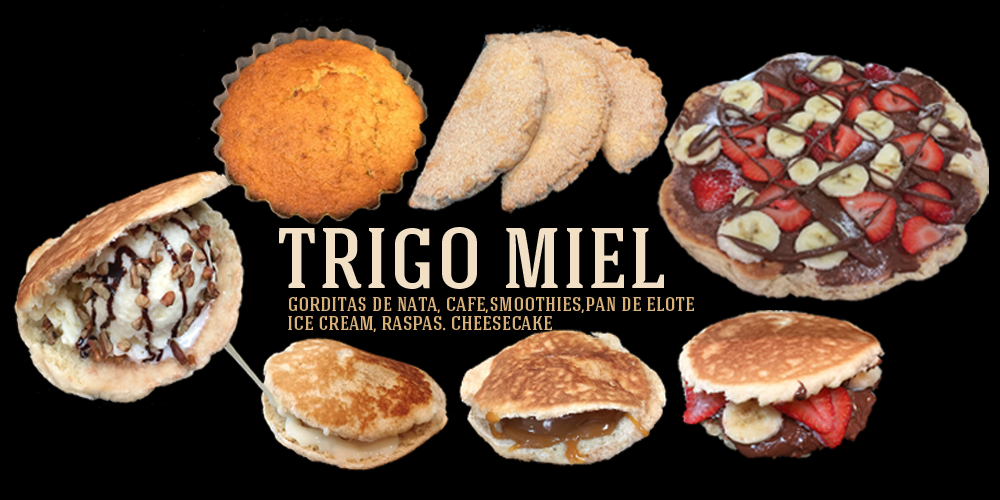 Trigo Miel - cafe  | Photo 7 of 10 | Address: 8103 Airline Dr Suite 14, Houston, TX 77037, USA | Phone: (713) 775-9632