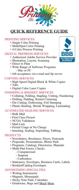 Printing Etc. - store  | Photo 4 of 6 | Address: 3141 Irving Blvd #215, Dallas, TX 75247, USA | Phone: (214) 637-6384