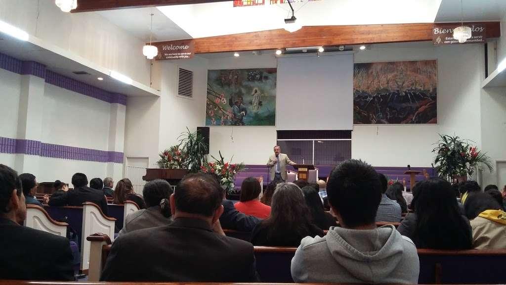 Ebenezer Iglesia Adventista del Septimo Dia - church  | Photo 1 of 10 | Address: 1900 W 48th St, Los Angeles, CA 90062, USA