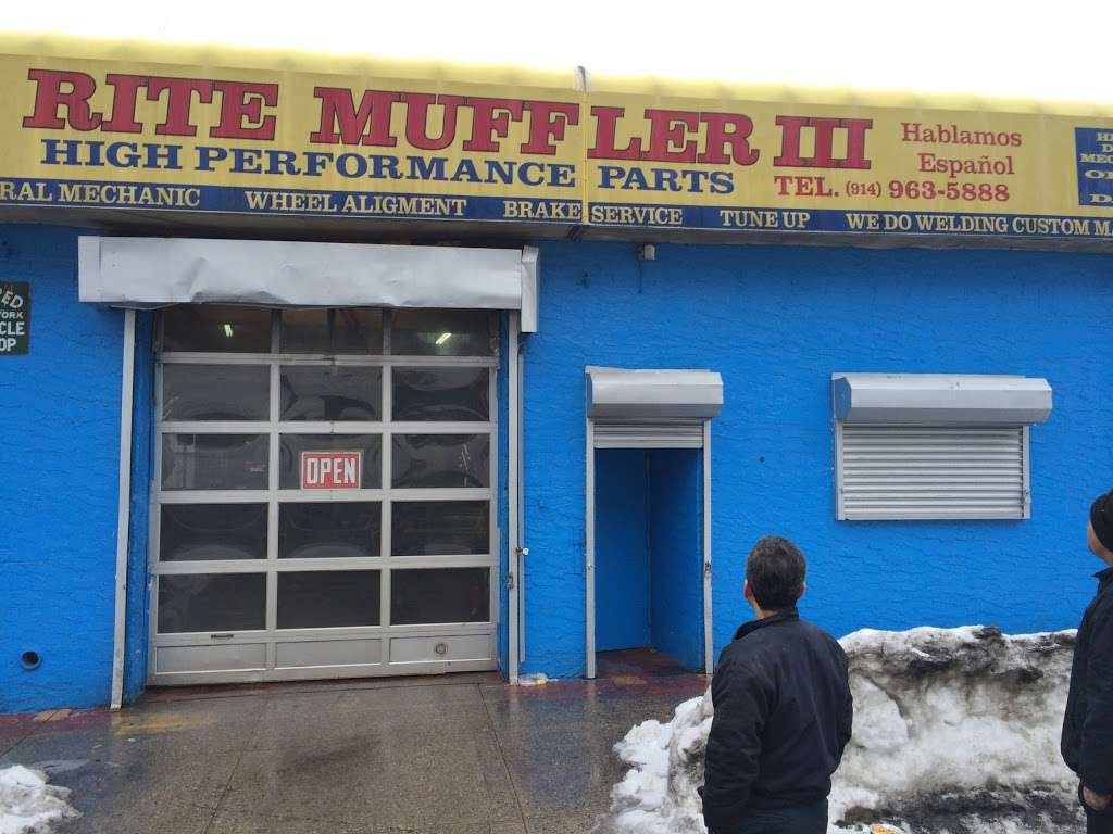 Maximos Rite Muffler II Inc - car repair  | Photo 7 of 9 | Address: 2379 E Tremont Ave, The Bronx, NY 10462, USA | Phone: (718) 239-9818