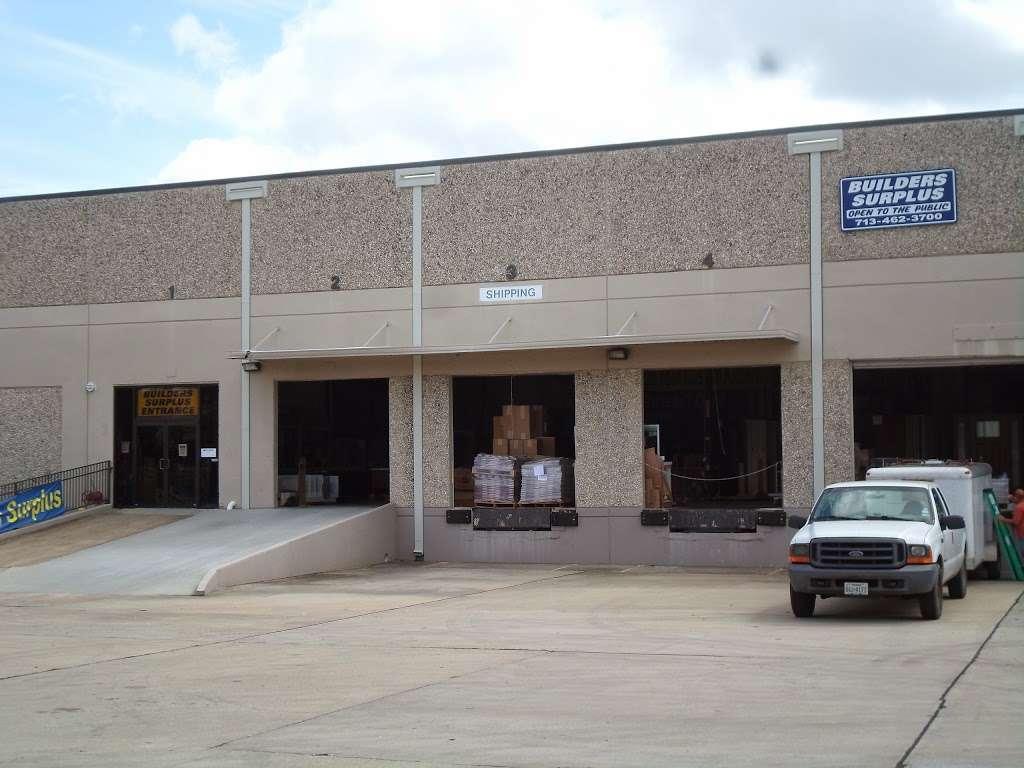Builders Surplus-Houston, Texas - store  | Photo 9 of 10 | Address: 4660 Pine Timbers St #100, Houston, TX 77041, USA | Phone: (713) 462-3700