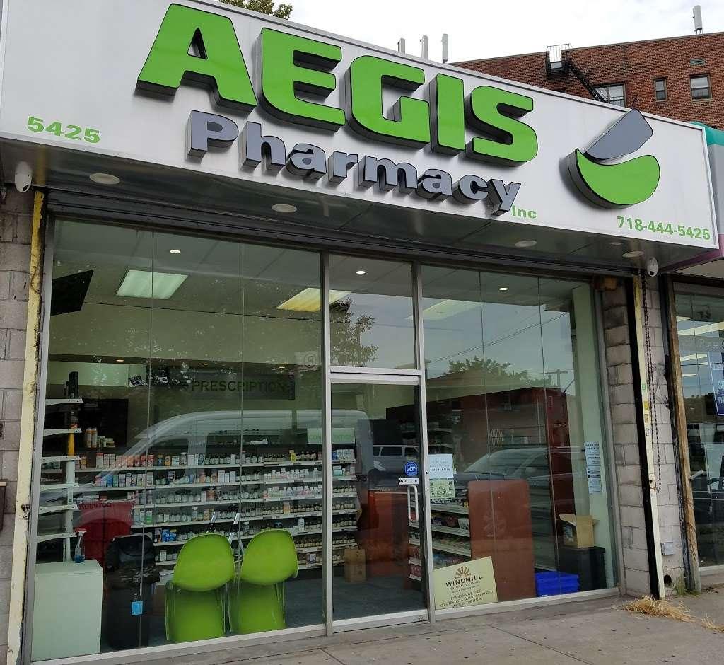 Aegis Pharmacy - pharmacy  | Photo 2 of 10 | Address: 5425 Flatlands Ave, Brooklyn, NY 11234, USA | Phone: (718) 444-5425