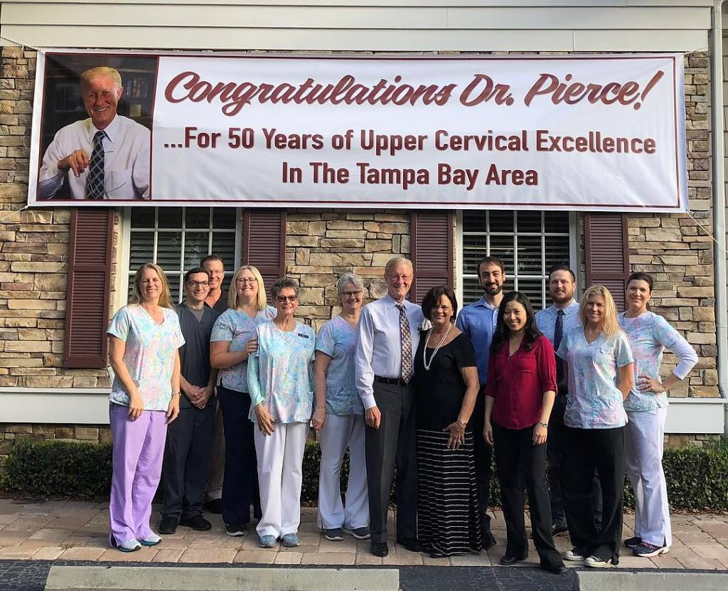 Pierce Clinic of Chiropractic - health  | Photo 1 of 10 | Address: 2201 62nd Ave N, St. Petersburg, FL 33702, USA | Phone: (727) 528-8700