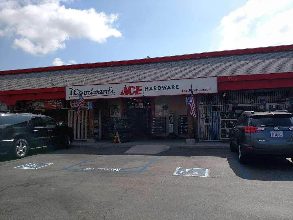 Woodwards ACE Hardware - Tustin Ave - hardware store  | Photo 3 of 10 | Address: 2343 N Tustin Ave, Santa Ana, CA 92705, USA | Phone: (714) 541-5268
