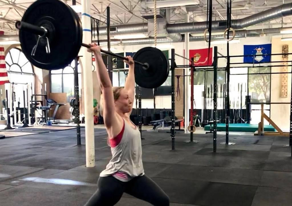 CrossFit Cedar Park - gym    Photo 2 of 7   Address: 12112 Anderson Mill Rd Suite 8B, Austin, TX 78726, USA   Phone: (512) 331-0992
