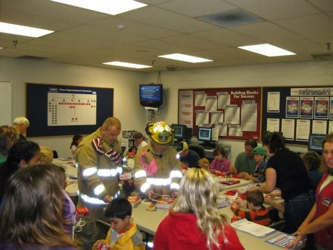Munhall Volunteer Fire Co # 1 - fire station  | Photo 6 of 9 | Address: 1300 Martha St, Munhall, PA 15120, USA | Phone: (412) 464-7321