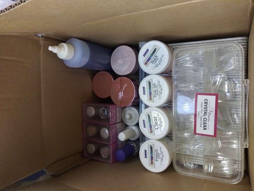 Jennys Nail Supply - store  | Photo 3 of 3 | Address: 13110 Veterans Memorial Dr B, Houston, TX 77014, USA | Phone: (281) 895-8979