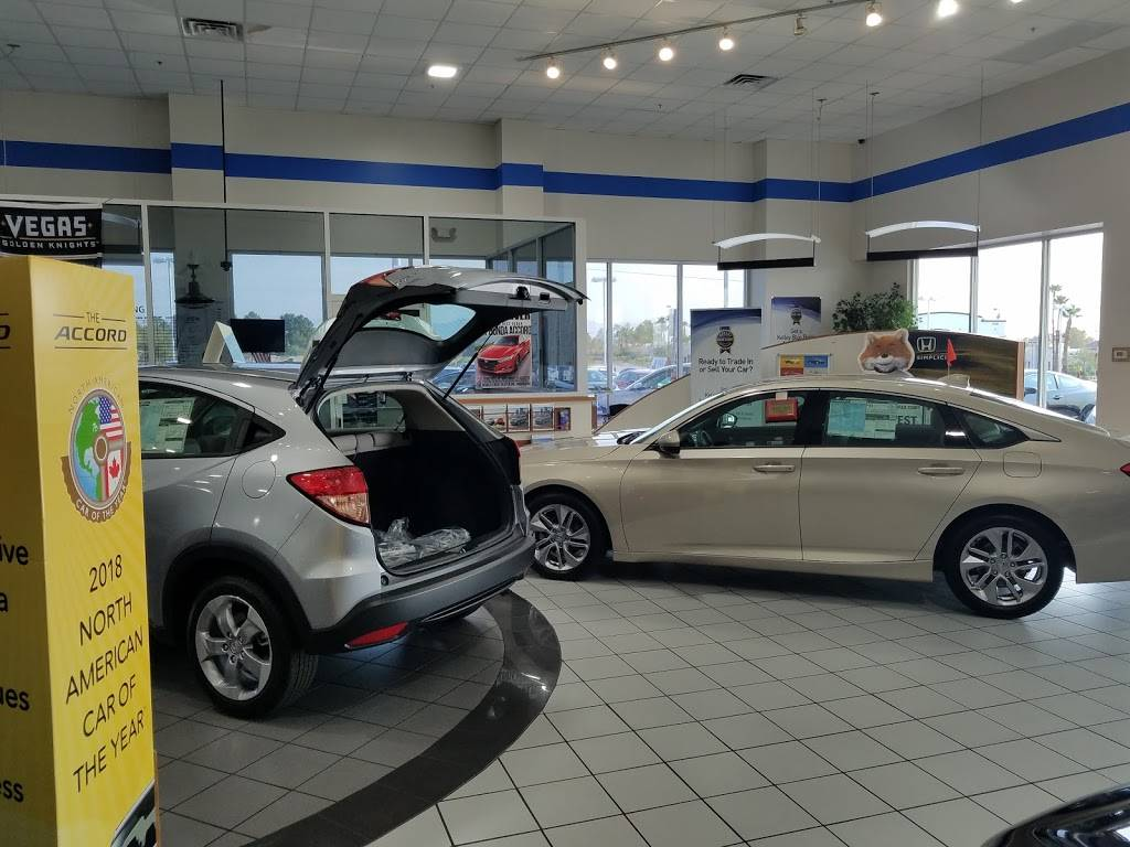 Honda West - car dealer  | Photo 2 of 10 | Address: 7615 W Sahara Ave, Las Vegas, NV 89117, USA | Phone: (800) 249-9504