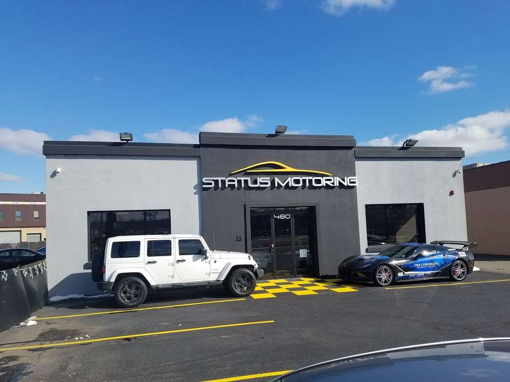 Status Motoring - car repair  | Photo 4 of 10 | Address: 480 US-46, South Hackensack, NJ 07606, USA | Phone: (201) 313-0606