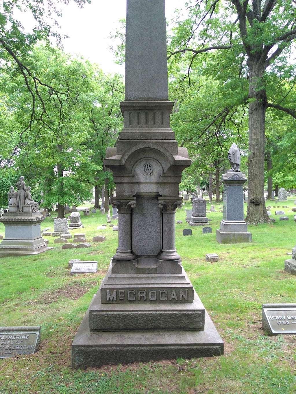 Cedar Lawn Cemetery - cemetery  | Photo 8 of 10 | Address: 200 McLean Blvd, Paterson, NJ 07504, USA | Phone: (973) 279-1161