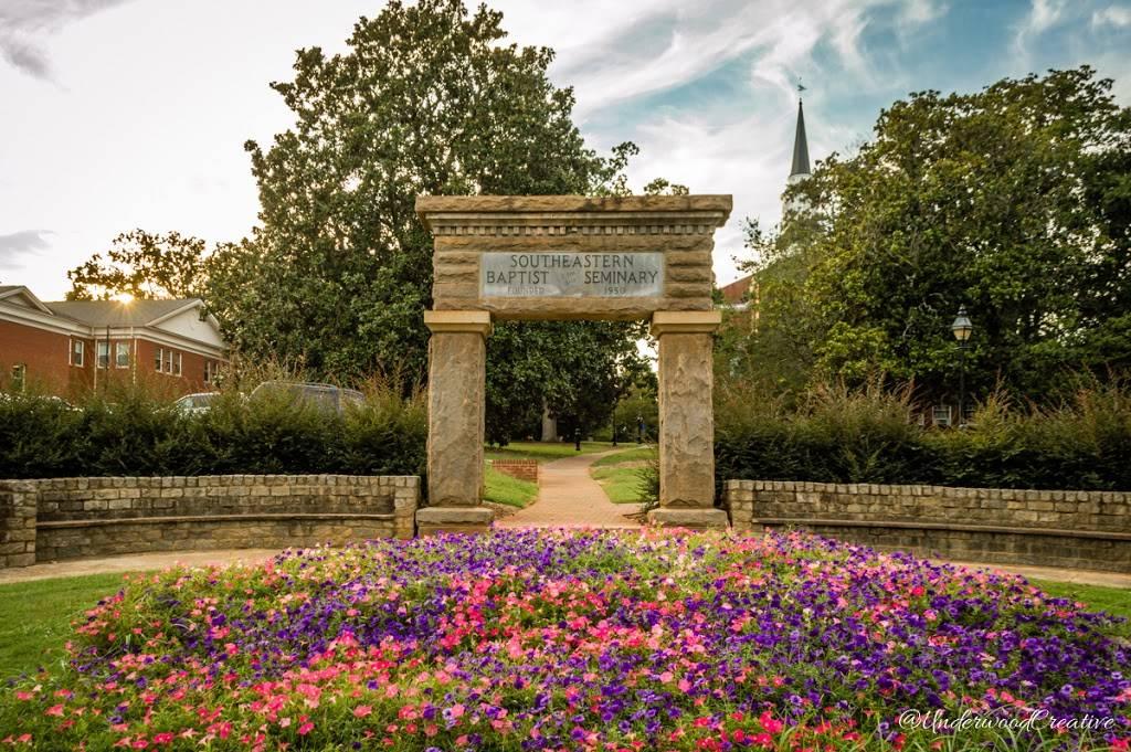 Wake Forest Baptist Church - church  | Photo 2 of 7 | Address: 107 South Ave, Wake Forest, NC 27587, USA | Phone: (919) 556-5141