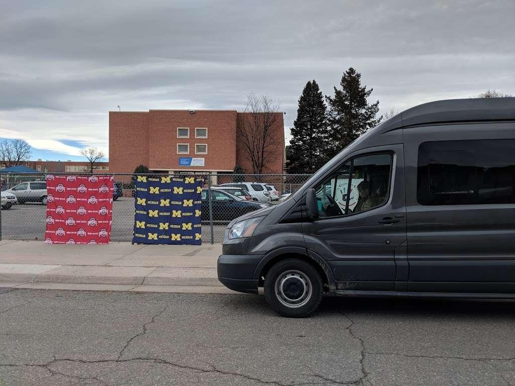 Merrill Middle School - school  | Photo 1 of 3 | Address: 1551 S Monroe St, Denver, CO 80210, USA | Phone: (720) 424-0600